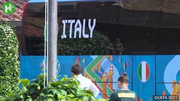 Italy win second European Championship