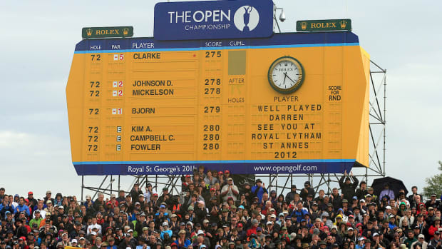 140th Open Championship Royal St George's GC - Round 4 - 0016