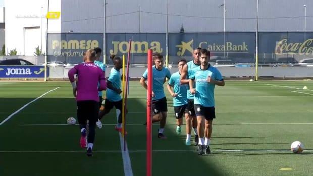 Unai Emery begins second season at Villarreal