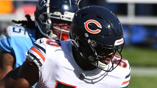 Barkevious Mingo Chicago Bears Atlanta Falcons