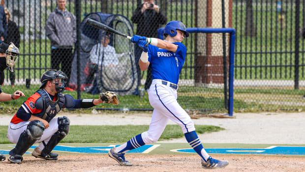 Eastern Illinois shortstop Trey Sweeney