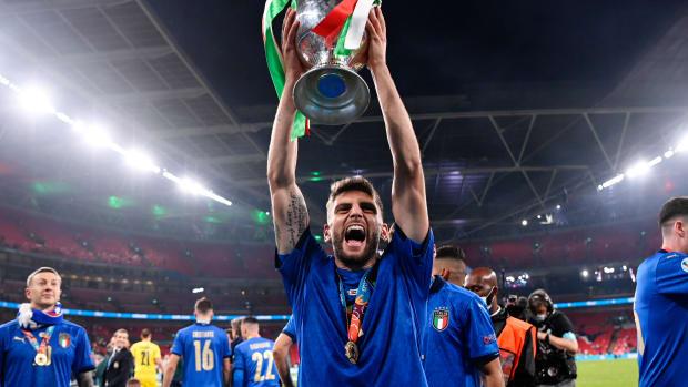 Domenico Berardi Italy EURO