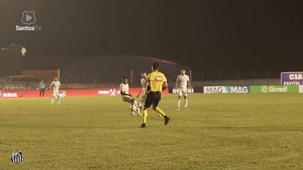 Kaio Jorge's best Santos goals