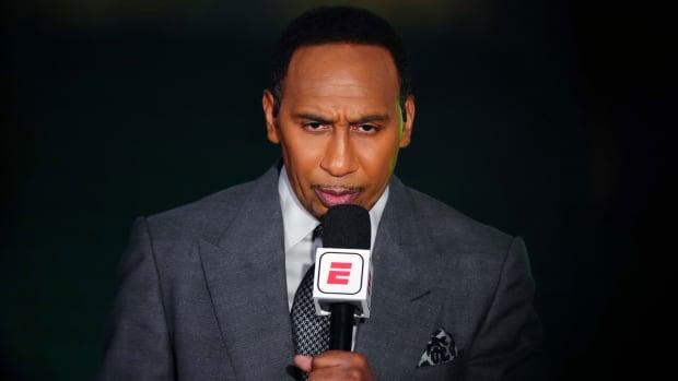 ESPN's Stephen A. Smith