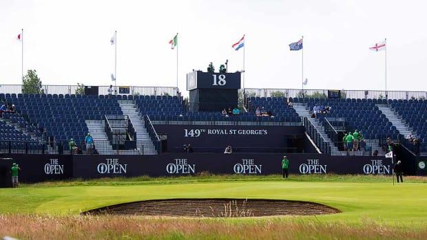 2021 British Open, Royal St. George's