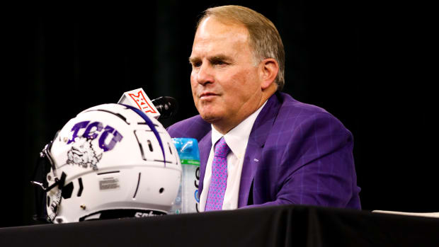 Gary Patterson, TCU Horned Frogs, 2021 Big 12 Media Days