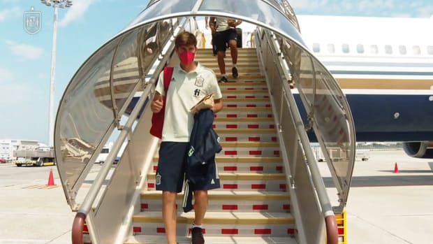 Spain squad touches down in Japan ahead of Tokyo 2020