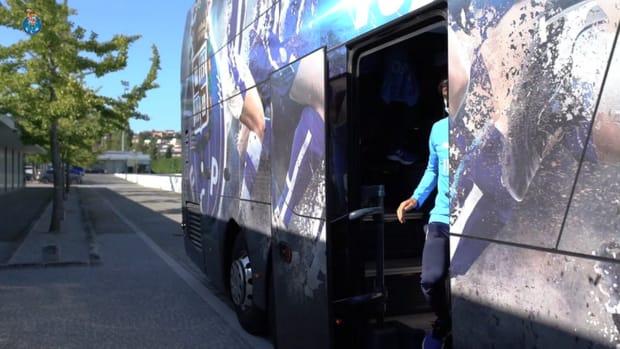FC Porto stars return for pre-season