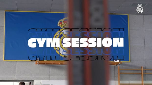 Behind the Scenes: work in the gym