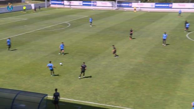Zaidu Sanusi's first FC Porto goal