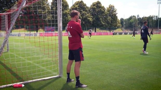 Julian Nagelsmann's first training week at FC Bayern