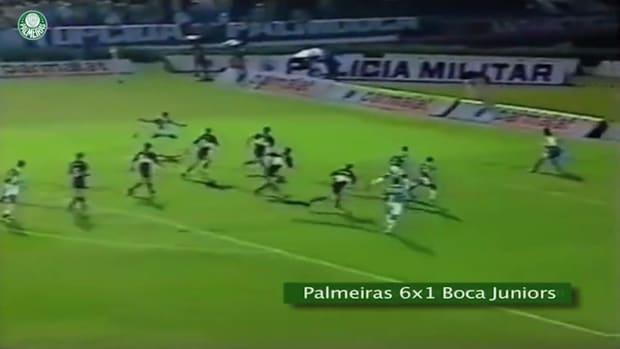 Roberto Carlos' incredible goal against Boca Juniors