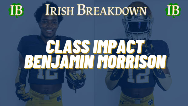 Benjamin Morrison Class Impact
