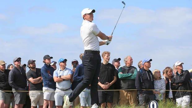 Rory McIlroy, 2021 British Open