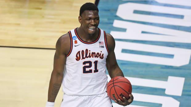 Illinois big man Kofi Cockburn