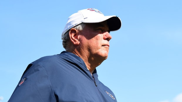 Dean Pees Christopher Hanewinckel-USA TODAY Sports 2