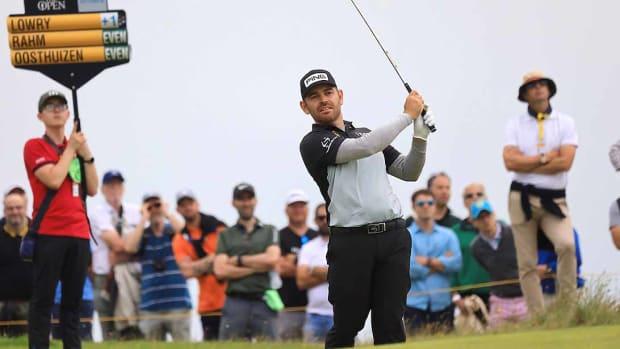 Louis Oosthuizen, 2021 British Open