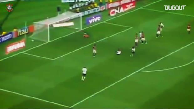 Paulinho's best Corinthians moments