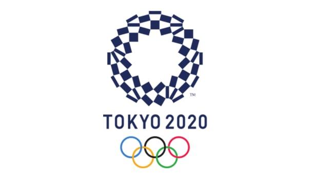 2020 Tokyo Olympics Logo