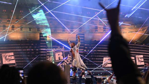 Fans react to WWE star Adam Copeland