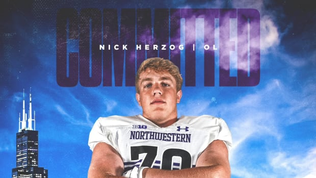 The Wildcats picked up a fierce blocker in one of Kansas' top prospects.