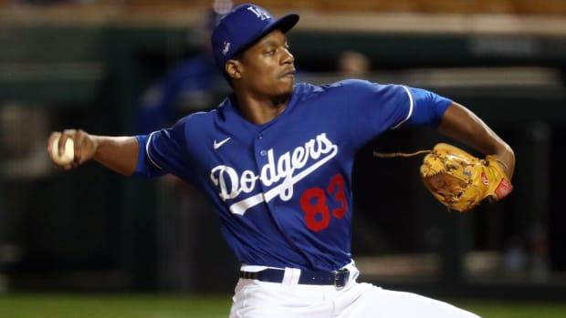 Los Angeles Dodgers Josiah Gray