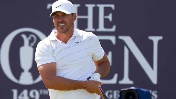 Brooks Koepka, 2021 British Open