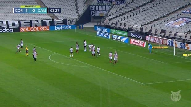 Hulk's incredible brace fuels Atlético-MG comeback vs Corinthians