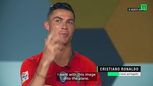 The story behind Cristiano Ronaldo's discovery in Madeira