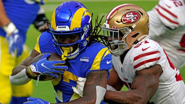 Los Angeles Rams Darrell Henderson
