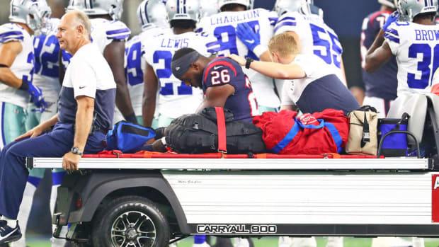 Lamar Miller injury