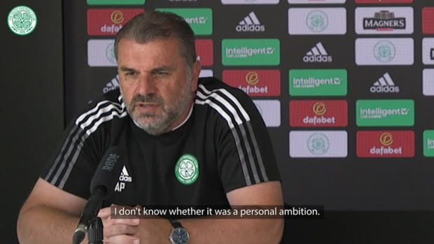 Postecoglou looks forward to Champions League experience with Celtic