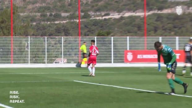 Les buts de Monaco contre Bruges en amical