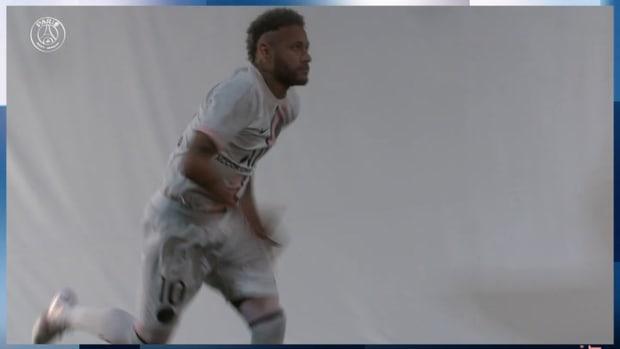 PSG unveil their 21-22 away kit