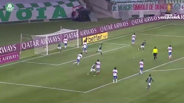 Marcos Rocha's goal against Universidad Católica