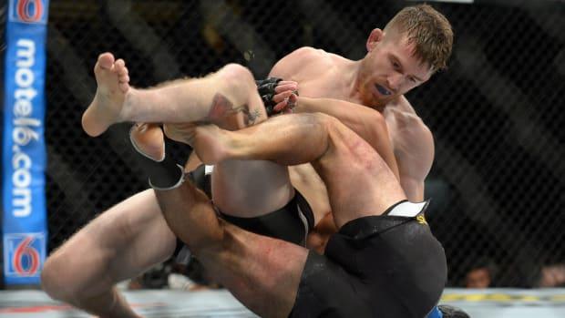 UFC MMA Cory Sandhagen