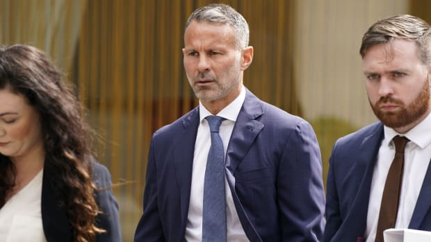 Ryan Giggs is accused of domestic abuse