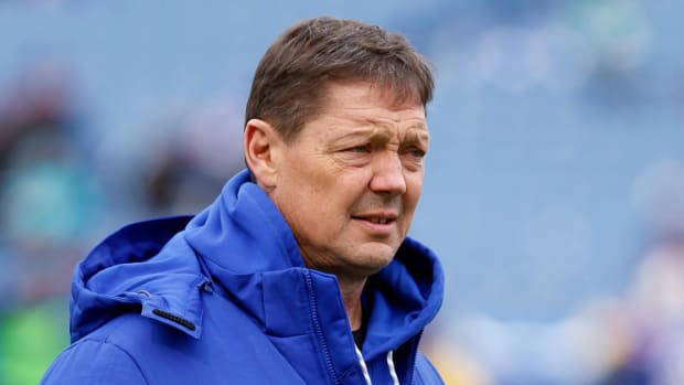 Rick Dennison Timothy T. Ludwig-USA TODAY Sports