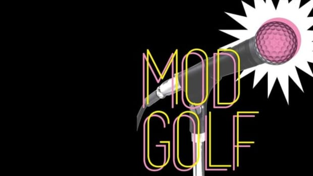Modgolf logo