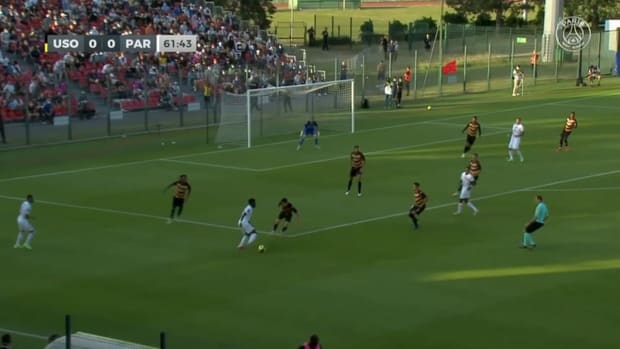Hakimi's goal helps PSG to pre-season win