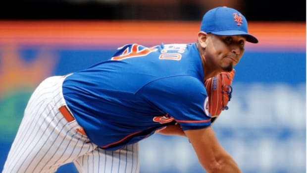 Mets pitcher Carlos Carrasco (torn hamstring) potentially made his final rehab start on Sunday.