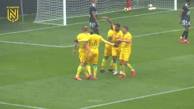 Renaud Emond's brace vs Brest in pre-season