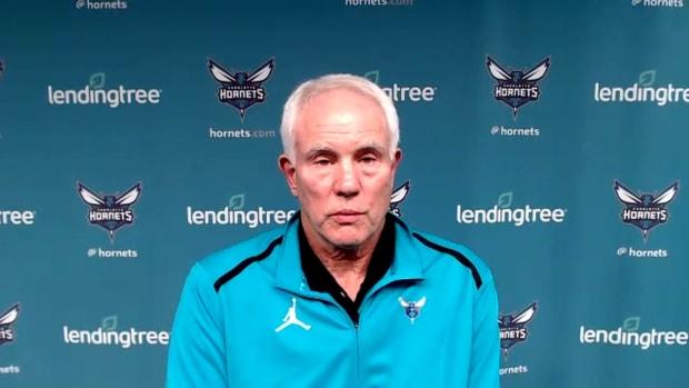 Charlotte Hornets GM Mitch Kupchak discusses LiAngelo Ball