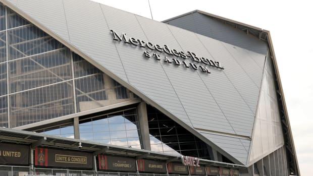 Mercedes-Benz Stadium Atlanta, GA
