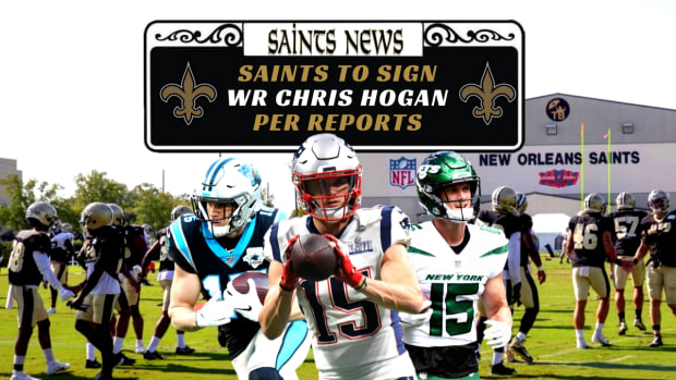 Hogan to sign