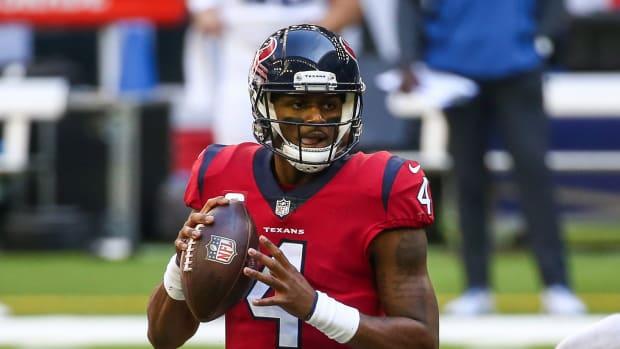 Deshaun Watson Atlanta Falcons