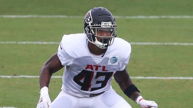 Mykal Walker Atlanta Falcons