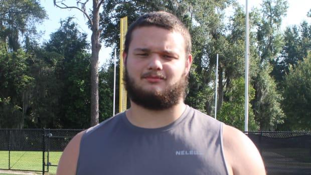 Clay Wedin, Offensive Line, Tampa (Fla.) Carrollwood Day School