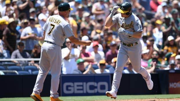 Matt Chapman, Oakland Athletics
