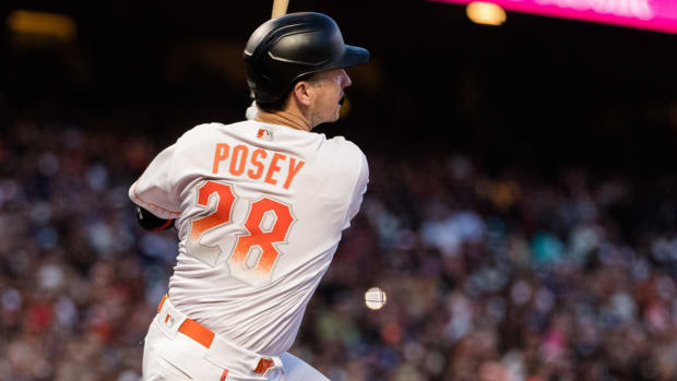 Buster Posey, San Francisco Giants